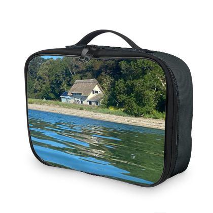 Pedn Billy Boathouse picnic bag