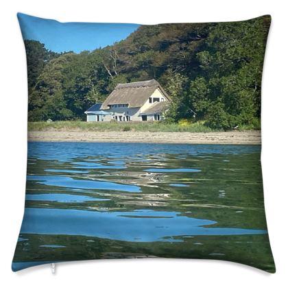 Pedn Billy Boathouse Cushion