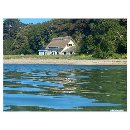 Pedn Billy Boathouse canvas