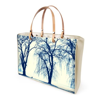 The BLUE TREES Handbag.