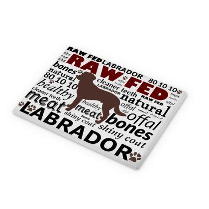 Cutting Boards chocolate Labrador