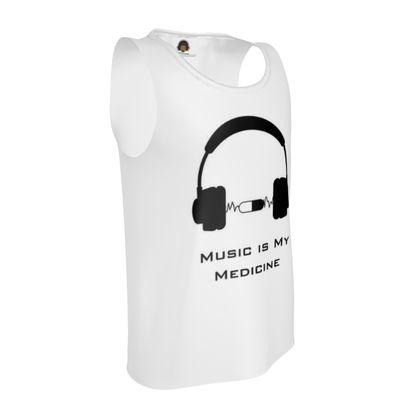 Vest - Music Is My Medicine