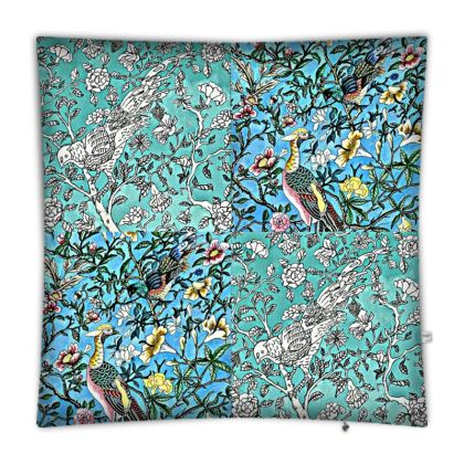 'Patterned Chinoiserie' Floor Cushion