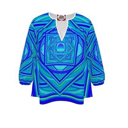 Blusa linea Smeraldo