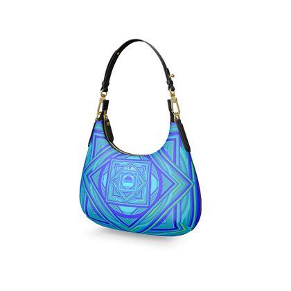 Mini borsa in pelle linea Smeraldo