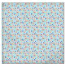 Silk Duvet Covers Blue, Orange, Leaf  Slipstream