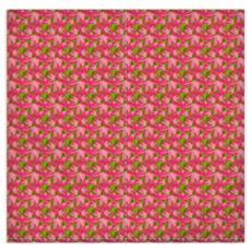 Silk Duvet Covers Pink, Green  Flower petal  Alpina  Candyfloss