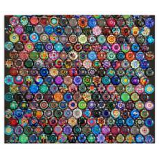 My Little Paperweights Silk Duvet Cover