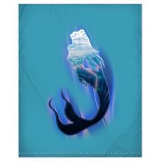 Silk Duvet Covers - Magical Mermaid