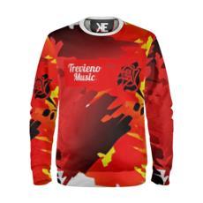 Trevieno Music Soul fire Sweatshirt