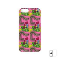Tropical printed iPhone 6 Case