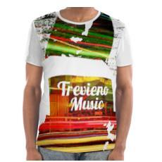 Trevieno Music Calypso T Shirt