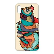 iPhone X Case - The lazy bear