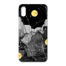 iPhone X Case - Stars of the galaxy