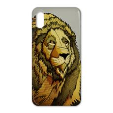 iPhone X Case - The golden lion