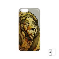 iPhone 6 Case - Gold lion