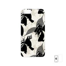 Abstract Black & White Collection - iPhone 6 Case