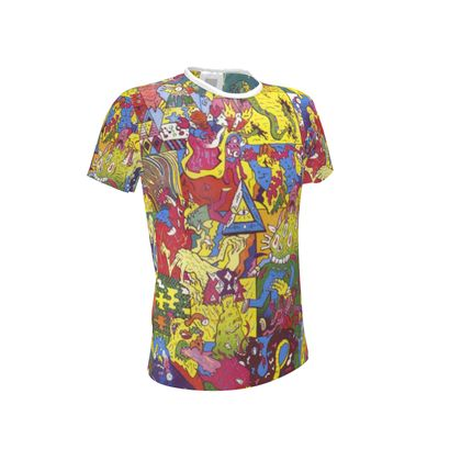 STUDIO D Cut & Sew T Shirt