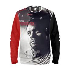 TM PREPARATION RED/BLACK Sweatshirt
