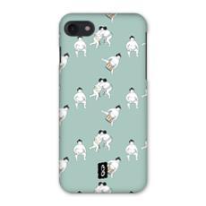 Sumo Wrestle iPhone 7 Case