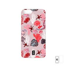 Sea Life in Pink iPhone 6 Case