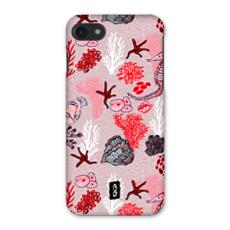 Sea Life in Pink iPhone 7 Case