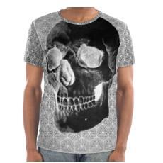 Cranial Oblivion Light III - Cut and Sew T Shirt