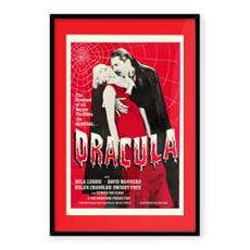 Vintage 'B' Movie Bela Lugosi Premium Art Print