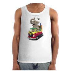 Pack the Trunk ~ Title Animal Behaviour Cut and Sew Vest