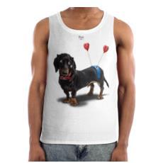 Butt ~ Title Animal Behaviour Cut and Sew Vest