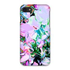 Floral Printed iPhone 7 Case in Sweetpea Pink