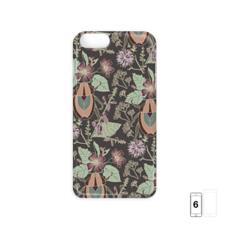 Beastie Floral iPhone 6 Case