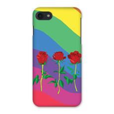 Rainbow Roses iPhone 7 Case