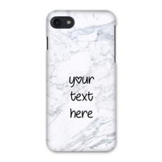 Personalised Marble iPhone 7 Case Designed by Spoilt By Jade