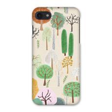 Winter Trees iPhone 7 Case