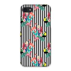 Tropical Striped iPhone 7 Case