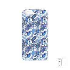 Blue Paisley iPhone 6 Case