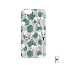 Elephants in the Jungle iPhone 6 Case
