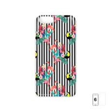 Tropical Striped iPhone 6 Case