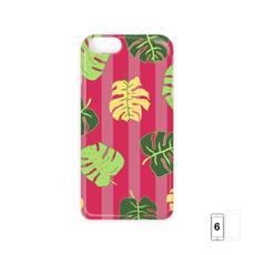 Jungle Leaves iPhone 6 Case