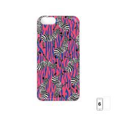 Funky Zebra iPhone 6 Case