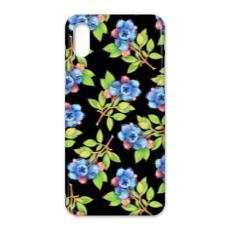 Wild Blueberries iPhone X Case