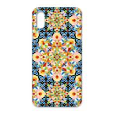 Pastel Mandala iPhone X Case
