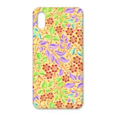 Sunshine Filigree Floral iPhone X Case