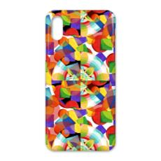 Groovy Psychedelic iPhone X Case