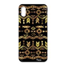 Flossie Midnight Aztec iPhone X Case