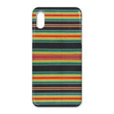 iPhone X Case – Serape-Print #6 Rasta