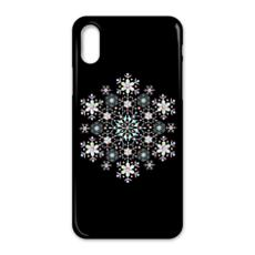 Prismatic Snowflake iPhone X Case