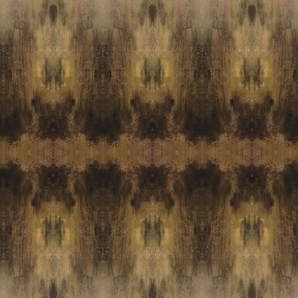Bronze fabric pattern