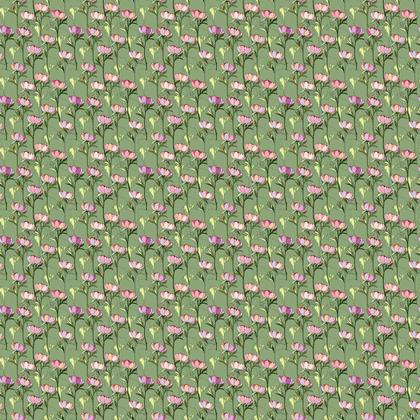 Peony Collection - Luxury Fabric